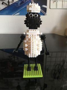 【ジモティー】英国のクレイアニメーション,「ひつじのショーン」の主人公ショーンがナノブロックに登場。頭・耳・両手が可動。 (Amazon.co.jpより)… (NOB) 寺井のおもちゃ《ブロック》の中古あげます・譲ります|ジモティーで不用品の処分