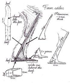 Faun stilt blueprint by ~Ulltotten on deviantART