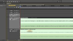 """How to Pan Audio Channels With Keyframing in Premiere Pro CS 5.5 #2.05 """"..."""