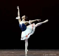 Natalia Osipova in 'Flames of Paris'.