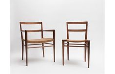 dining chairs with rush seats
