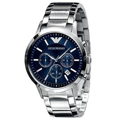 Emporio Armani Men's Watch AR2448 Emporio Armani http://www.amazon.co.uk/dp/B00404KCGY/ref=cm_sw_r_pi_dp_bUmFub1VS65CS