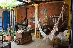 Posada Casa de Los Pájaros, Centro de Coro, Venezuela.  Se escribe con V chiquita: Coro desde el casco: Los comienzos de Venezuela