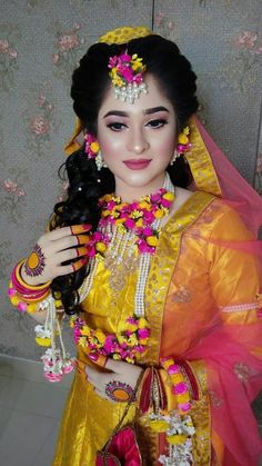 Pakistani Bridal Makeup, Bridal Mehndi Dresses, Pakistani Wedding Outfits, Indian Bridal Outfits, Indian Bridal Fashion, Bridal Makeup Images, Bridal Makeup Looks, Bridal Makup, Bridal Looks