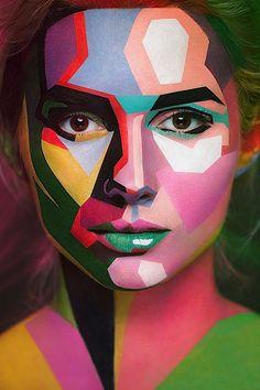 Awesome 2D Portraits | Abduzeedo Design Inspiration