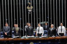 Senado homenageia Ordem DeMolay
