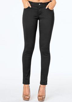 Bum Lifter Jeans, Black, Size 2R $39