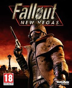 Fallout: New Vegas is a post-apocalyptic action role-playing video game. It is a spin-off of the Fallout series and was developed by Obsidian Entertainment and published by Bethesda Softworks. Fallout 3, Fallout New Vegas Ps3, Fallout Cosplay, Wii, Videogames, Bethesda Softworks, Video Game Collection, Latest Video Games, Ideas