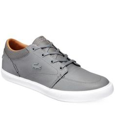 be2fc96d9c20a1 Lacoste Men s Bayliss Sneakers Men - All Men s Shoes - Macy s