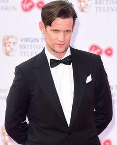 A Doctor a day/Matt Smith!  Ugh.  Hot.