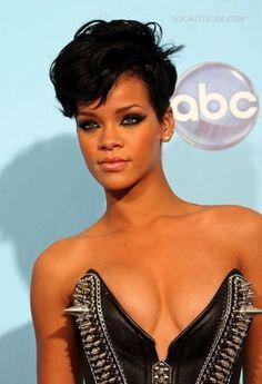 Short Haircut for Black Women