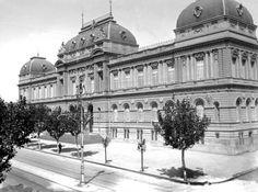 Universidad de la República Oriental del Uruguay, Montevideo - 1912