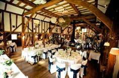 VENUE | The Red Barn, Surrey