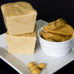 peanut butter fudge from SendFudge.com