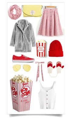 """""""Pop it up!"""" by lise-sorensen on Polyvore featuring Kate Spade, Vans, L. Erickson, Marni, Charlotte Russe and Replay"""