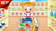 Baby Hazel Kitchen Time Cute Baby Games for Children Baby Hazel Game Mov...