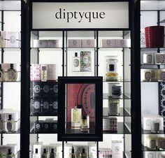 Diptyque Counter