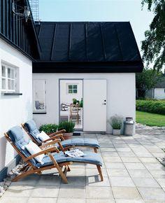 DESDE MY VENTANA: UNA CASA DE VERANO EN SUECIA / SWEDISH SUMMER HOUSE