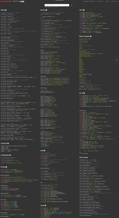 Laravel Cheat Sheet - Part1