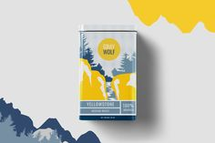 Gray Wolf Coffee (Concept) on Packaging of the World - Creative Package Design…