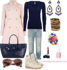 """""""For a relaxed day!"""" by ana-isabel-figueira on Polyvore"""