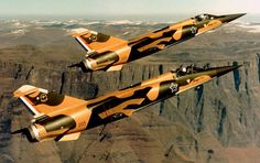 ☆ South African Air Force ✈Mirage F 1 s Military Jets, Military Aircraft, South African Air Force, Air Show, African History, War Machine, North Africa, Fighter Jets, Army
