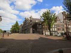Venture farther out into the city and into the area known as the grachtengordel, Amsterdam's canal district, an area of the city that turns 400 this year, and in 2010 was listed as a UNESCO World Heritage site. Follow the link to find out more:  http://mikestravelguide.com/a-great-photo-of-the-dancing-houses-in-amsterdam/
