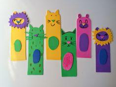 Manualidades Infantiles: Marcapáginas DIY para el Día del libro | CRIFTCRAFT