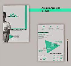 Platilla Currículum Vitae Gratis 08/ Free Resume Template 08