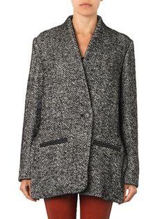 Isabel Marant Étoile Dever wool-blend coat