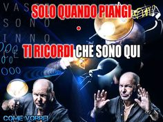 Vasco Rossi - Come Vorrei (karaoke)