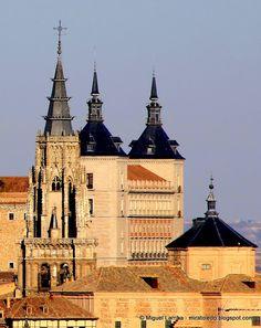 Mira Toledo: Notable efecto de unidad