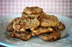 Soft Apple Spice Cookies