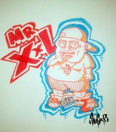 Mr XXL