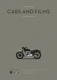 The Great Escape (1963) ~ Minimal Movie Poster by Jesus Prudencio ~ Cars And Films Series #amusementphile