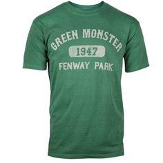 0281d70d8b Red Sox Garment Washed T-Shirt - Green Monster Lavanderia