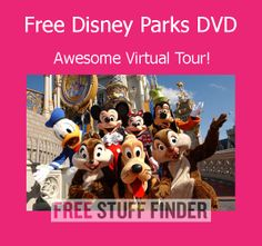 Free Disney Parks DVD Disney Parks, Mickey Mouse, Teddy Bear, Vacation, Disney Characters, Toys, Free Stuff, Crafts, Grandchildren