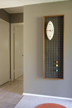 Entry   by modster1 Mid Century, Clocks, Wall, Furniture, Home Decor, Decoration Home, Room Decor, Watches, Retro