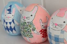 pictures of cool easter eggs   Cool Finds: Playtime Easter Eggs on Etsy   Mom Spark™ - A Blog for ...