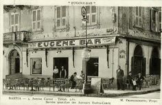 Avenue Carnot -Eugene Bar