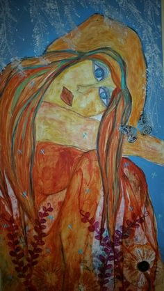 Daydreaming -  the artist is Cheryl Beverly