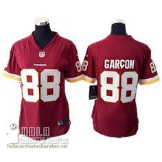 Camisetas Nfl Baratas Mujer Garcon Washington Rojoskins  88 Rojo €32.9  Camiseta Nfl 987af385fd1b9