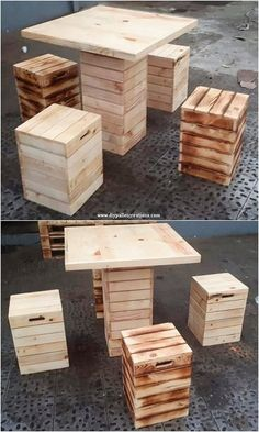 Easy DIY Ideas for Old Wood Pallet Recycling: Sometimes most of the house makers do make the mistake of choosing wrong ideas of the wood pallet furniture for their houses indoor. Pallet Wall Decor, Diy Pallet Sofa, Wood Pallet Furniture, Furniture Design, Pallet Seating, Office Furniture, Wood Pallet Recycling, Recycled Pallets, Wood Pallets