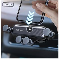 Multi Brand Gravity Car Vent Phone Holder for iPhone, Samsung, Xiaomi, and Huawei Smartphone Holder, Cell Phone Holder, Iphone Holder, Sony Xperia Z3, Car Phone Mount, Car Mount, Mobile Accessories, Car Accessories, Iphone 8
