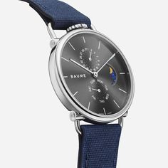 Discover Baume Watches : a unique experience to design your own custom watch. We create eco-friendly watches with minimalist design paired with quality. Communication Methods, French Signs, Tomorrow Will Be Better, Moon Phases, Make Time, Omega Watch, Shopping Bag, Watches For Men, Accessories