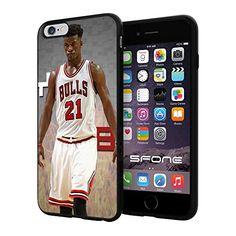 Chicago Bulls (Jimmy Butler) NBA Silicone Skin Case Rubber Iphone 6 Plus Case Cover WorldPhoneCase http://www.amazon.com/dp/B00XJI9KKG/ref=cm_sw_r_pi_dp_Hnmwvb0JH3J3G
