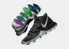 """a9a40c588237 The Nike Kyrie 5 """"Black Magic"""" releases on in China). For a detailed  breakdown of Kyrie Irving s newest signature shoe"""