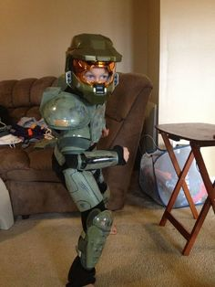 Diy master chief costume (under $50)