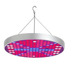 2017 Hgrope 50W Full Spectrum LED Grow Light Unique Round Shape Light for Hydroponics Indoor Plant Garden Greenhouse ** Be sure to check out this awesome product.(This is an Amazon affiliate link and I receive a commission for the sales)
