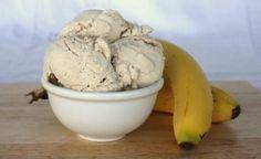 Conheça a receita de Gelado de Banana